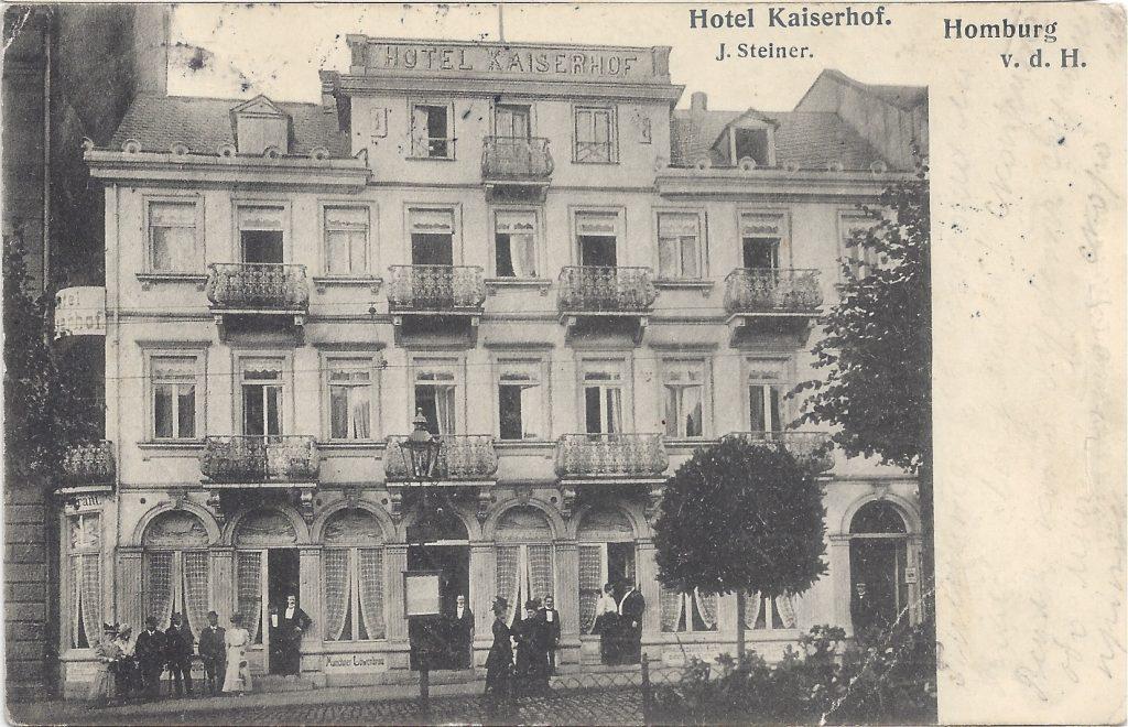AK Hotel Kaiserhof