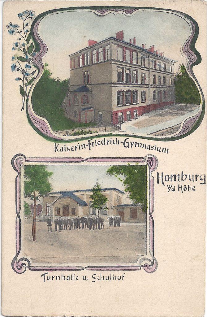 AK Kaiserin-Friedrich-Gymnasium