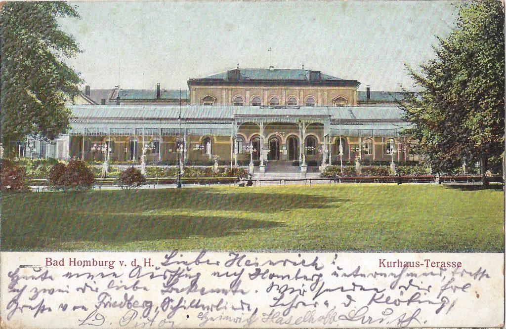 AK Kurhaus -Terrasse