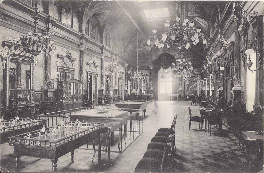 AK Spielsaal im alten Kurhaus