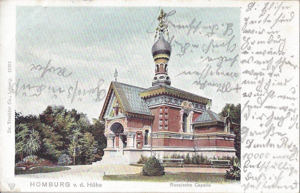 AK Russische Kapelle