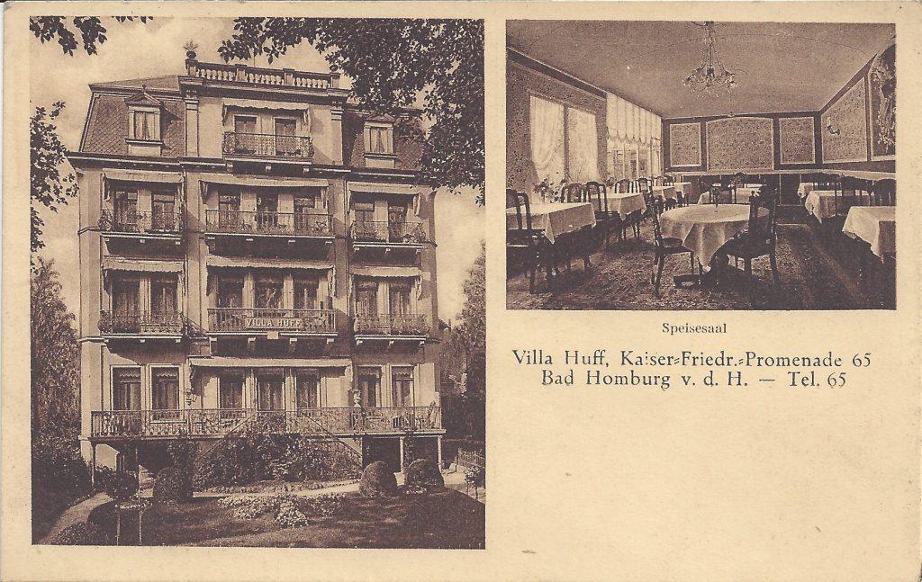 AK Villa Huff