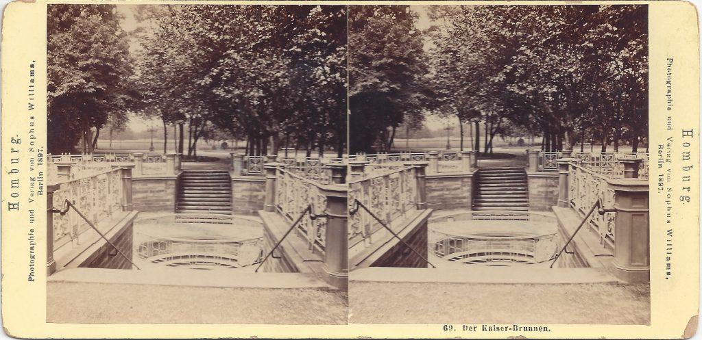 Stereokarte Kaiser-Brunnen